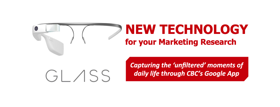 New Technology for your Marketing Research
